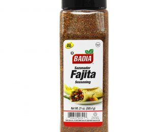 Fajita Seasoning – 21 oz