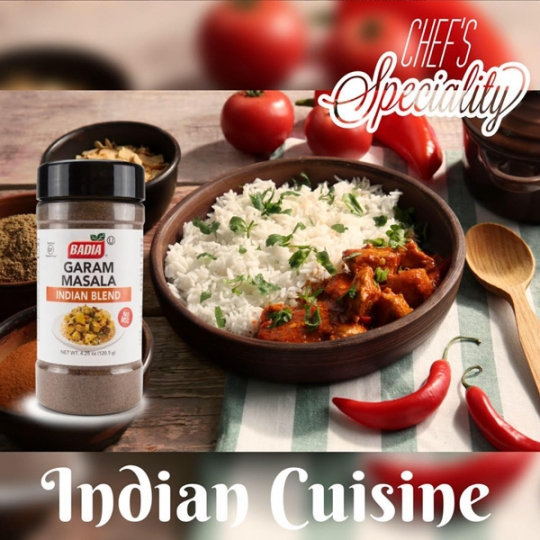 Badia Spices - The Soul of Cooking